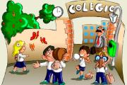 Organización de entradas al Colegio